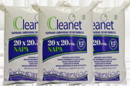 Губка пенообразующая CLEANET®