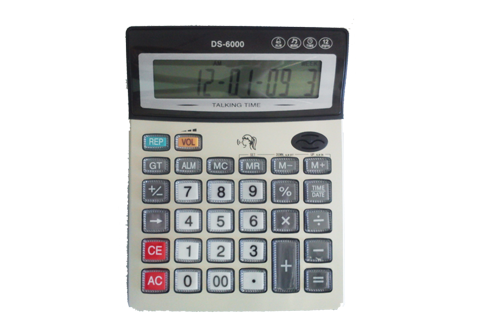 Говорящий калькулятор DS-6000